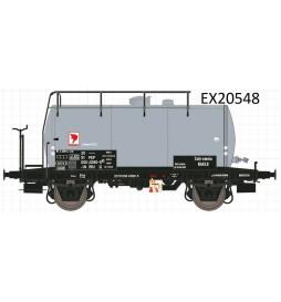 Exact-Train EX20547 - Wagon cysterna 24m3 Uerdinger, Rh 0 563 571, PKP, Ep. IV