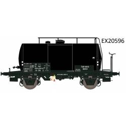 Exact-Train EX20596 - Wagon cysterna 24m3, Westinghouse BRemse, PKP, Ep. IVI