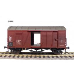 Exact-train EX20761 - Wagon towarowy PKP Oppeln 141154 z budką Kddth