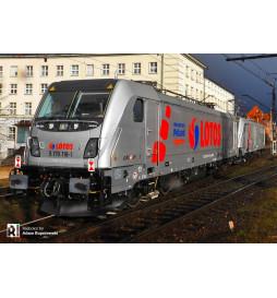 """ACME 69564 - Lokomotywa Bombardier TRAXX 5 170 118-1 """"LOTOS"""" z dekoderem dźwiękowym"""