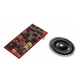 Piko 56405 - Dekoder do SU46 PKP, PIKO SmartDecoder 4.1 Sound PluX22 + głośnik + światła E1