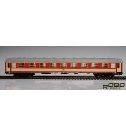 Robo 211100 - Wagon osobowy 1 klasy z ryflowanym dachem 112Ag , St. Wrocław, ep. Vc