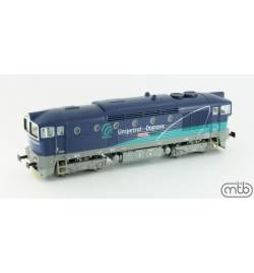 MTB-Model Wagon motorowy SN61-50 PKP ep. IV, skala H0