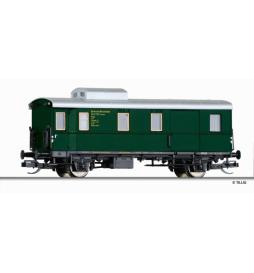 Wagon bagażowy Pwgs41, DRG ep.II - Tillig TT 13423