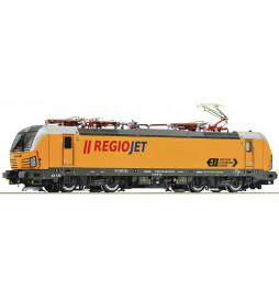 Roco 73217 - Elektrowóz Class 193 206-0 REGIOJET, ep. VI, z dekoderem dźwięku