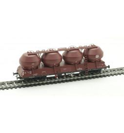 Albert Modell 930001 - Wagon do cementu IRR, Uacs, epoka IV