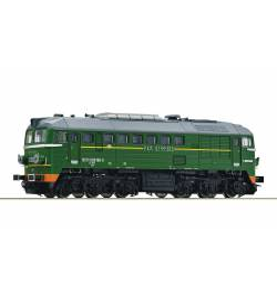 Roco 71753 - Spalinowóz Gagarin ST44-360 PKP, ep. VI, DCC z dźwiękiem