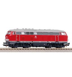 Piko 52406 -Lokomotywa spalinowa BR V 160 DB epoka III z dekoderem dźwięku