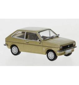 Brekina 870238 - Ford Fiesta, kolor złoty, rok 1976