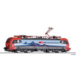 "Tillig TT 04837 - Electric locomotive 193 478 ""Gottardo"" of the SBB Cargo International, Ep. VI"