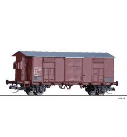 Tillig TT 014888 - Box car Ghkkms of the FS, Ep. IV -NEW-