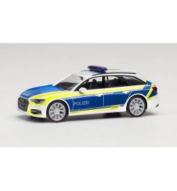 Herpa 096058 - Audi A6 Polizei