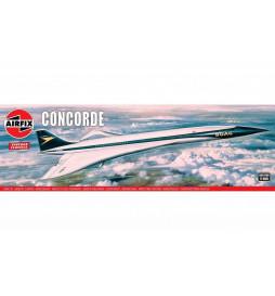 Airfix 05170V - Samolot Concorde Prototype BOAC, skala 1:144