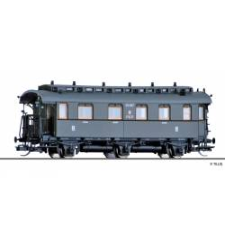 Tillig TT 16038 - Wagon osobowy 2./3. kl. Bciy, PKP ep. III