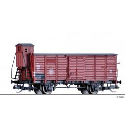 Tillig TT 17362 - Wagon kryty Kdh, PKP ep.III