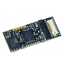 Dekoder jazdy i dźwięku MX658N18 (1W) DCC Next18