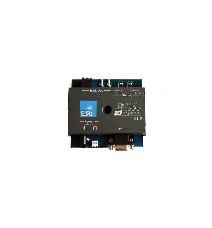 Moduł aktualizacji oprogramowania (programator) do dekoderów - ESU Lokprogrammer (ESU 53451)