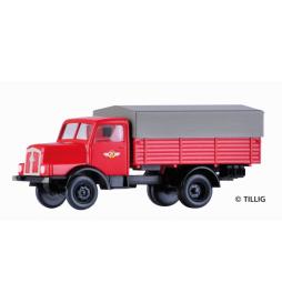 """Ciężarówka H3A """"Feuerwehr"""" - Tillig TT 19009"""