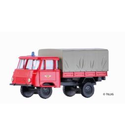 """Ciężarówka Robur LO """"Feuerwehr"""" - Tillig TT 19023"""