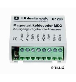 Dekoder do elementów magnetycznych - Tillig H0 66835