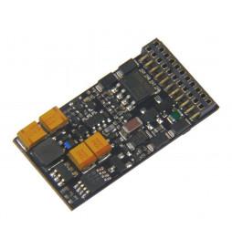 Dekoder jazdy i dźwięku MX644D (3W) DCC MTC21 21-pin