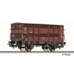 Wagon do transportu zwierząt Sn, PKP ep.III - Tillig H0 76657