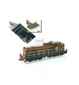 Dekoder dźwięku + głośnik do SM42 - ESU LokSound v5.0 58410