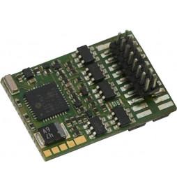 Dekoder jazdy i oświetlenia Zimo MX633P16 (3W) DCC PluX 16-pin