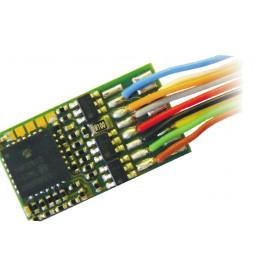 Dekoder jazdy i oświetlenia Zimo MX630 DCC 9-kabli