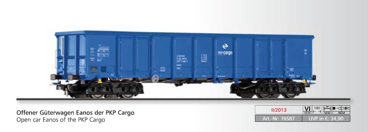 Tillig 76587 Wagon węglarka PKP Cargo