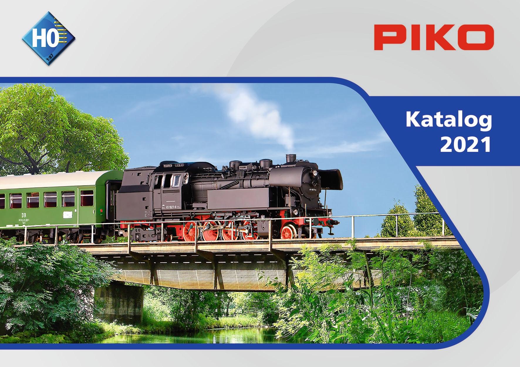 Katalog Piko 2021 PL