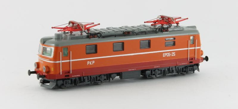 EP05-25 MTB-Model skala TT